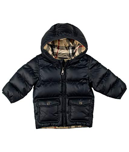 BURBERRY Steppjacke - Navy, Größe:6 Monate / 68