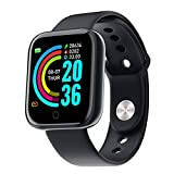 Smartwatch, Reloj Inteligente para Hacer Deporte para Mujer y Hombre, Contador de calorías, Monitor...