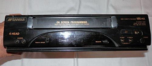 Best Buy! Sansui$ head Model VCR4500A