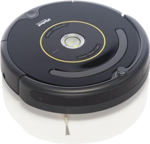 iRobot Roomba 650 - aspiradoras robotizadas (Negro)