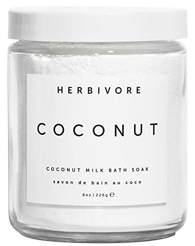 Herbivore Botanicals - All Natural Coconut Milk Bath Soak (8 oz)