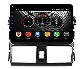 UGAR 10.1'Android 9.0 DSP für Toyota Vios Yaris Jahr 2014-2016 2 GB 16 GB Autoradio GPS Navigation-Radio 2 Double Din GPS-Navigation Big...