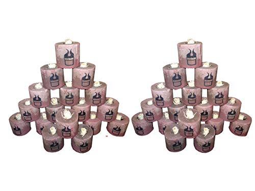 FlammenDoktor Wachsrollen 500/600 Gramm / 36 Stück