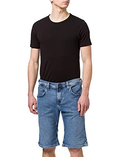 MUSTANG Herren Chicago Z Shorts, Mittelblau, 38W