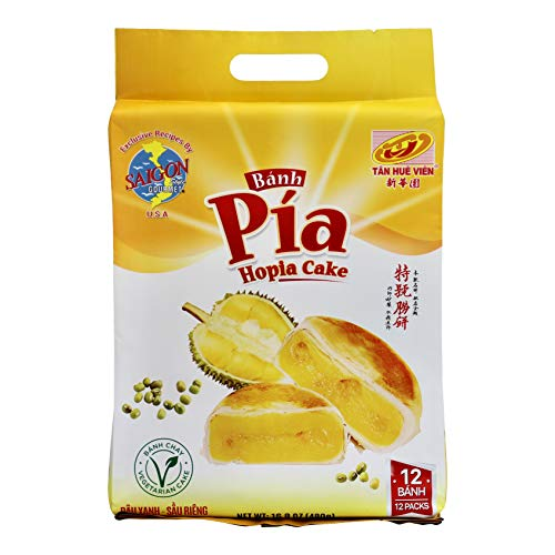 Banh Pia Hopia Cakes, 12 Count, ...