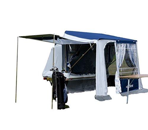 Remolque Camping Petit Azul