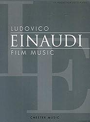 Einaudi Film Music Piano Solo Book-