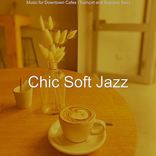 Vintage Smooth Jazz Sax Ballad - Vibe for Coffee Bars
