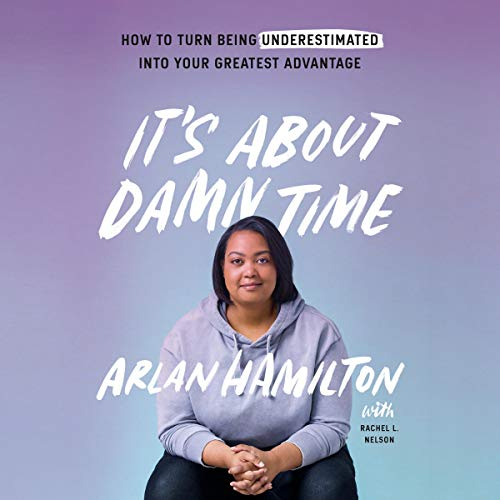 It's About Damn Time book cover