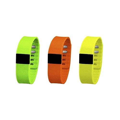 Pack pulseras de color ELEMENTS para Pulsera ELEMENTS Terra Sport LCD