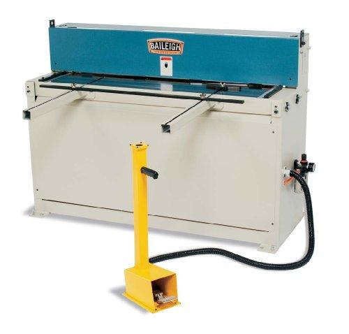 Fantastic Deal! Baileigh SH-5216A Sheet Metal Air Pneumatic Power Shear, 16-Gauge Mild Steel Capacit...