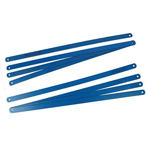 Blackspur - Confezione di 10 lame di ricambio per seghetto a mano