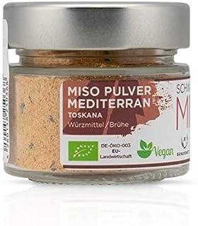 Schwarzwald Miso - Mediterrran Miso Pulver 35 g / BIO DE-ÖKO 003
