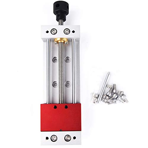 Gesh Tornillo de tallado de madera para amoladora de máquina de grabado, tornillo para amoladora de superficie y fresadora