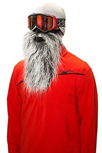 Beardski - Skimaske mit Bart (Biker)