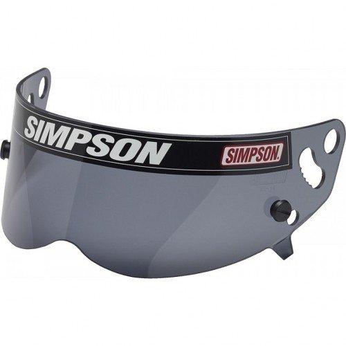 Simpson 68-84301A Diable Ray Fumée Noire Shield-Fia