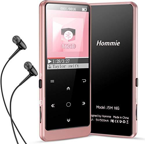 reproductor radio fabricante Hommie