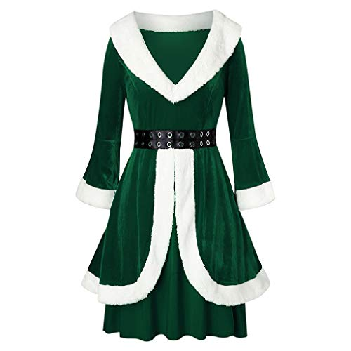 RODMA Suit Petite Inflatable Santa Claus Wishes Long Sparkly Maxi Skirts Green Skirt 2019 Wooden Christmas Decorations Long Black Tulle Skirt Mini Party Dress Dinner Outfits Sleeve Maxi Beauty