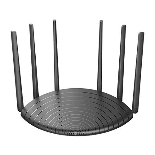 Modem Router WiFi AC1200 Dual Band Smart WiFi Router con, Copertura Fino A 90 M² E 20...