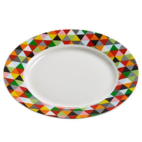 Maxwell & Williams rl0036Plato, Porcelana, Multicolor, 11.4x 35.6x 55.2cm