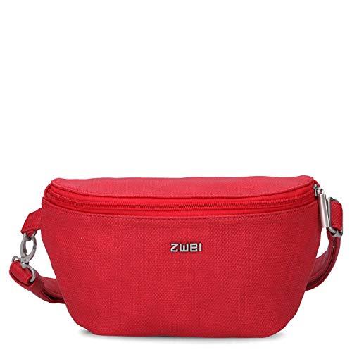 zwei Mademoiselle MH4 Hip Bag Gürteltasche 25 cm Canvas-red