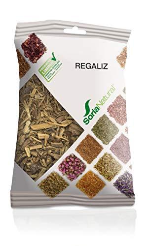 IJSALUT - Regaliz Hierba 60Gr Soria Natural 60 Gr.
