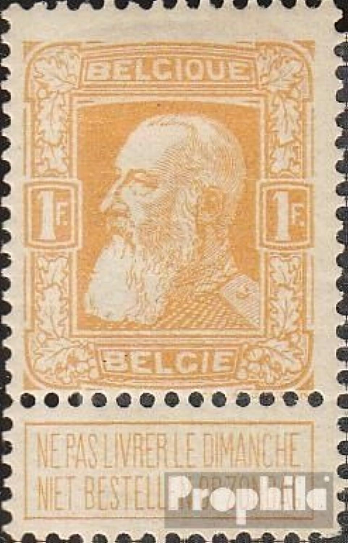ordene ahora los precios más bajos Prophila sellos para coleccionistas coleccionistas coleccionistas  Bélgica 76 con charnela 1905 independencia  bajo precio del 40%