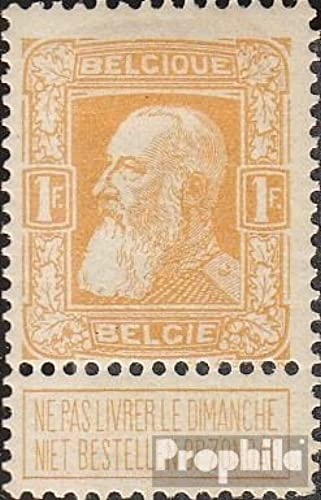 ventas directas de fábrica Prophila sellos para coleccionistas  Bélgica 76 con charnela 1905 1905 1905 independencia  promociones