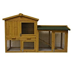 Large Rabbit Hutches