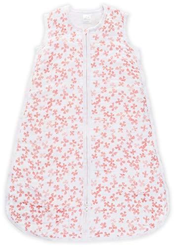 aden + anais gigoteuse multi épaisseurs, quatre épaisseurs mousseline 100% coton, 1.7 TOG, birdsong, large
