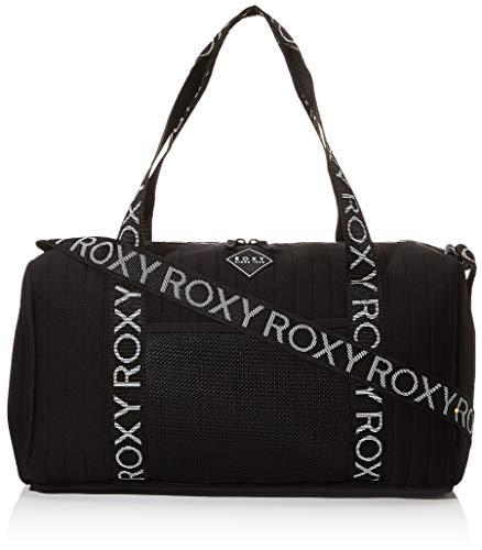 Roxy New Moonfire, Bolsa de viaje o deporte. para Mujer, antracita, Medium