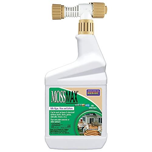 Bonide (BND728) - MossMax Moss Killer, Ready to Spray,...