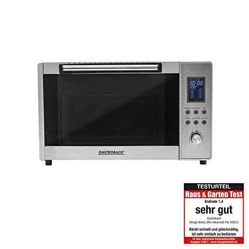 Gastroback Design Bistro Advanced Pro 42813 Ofen (1.400 Watt)