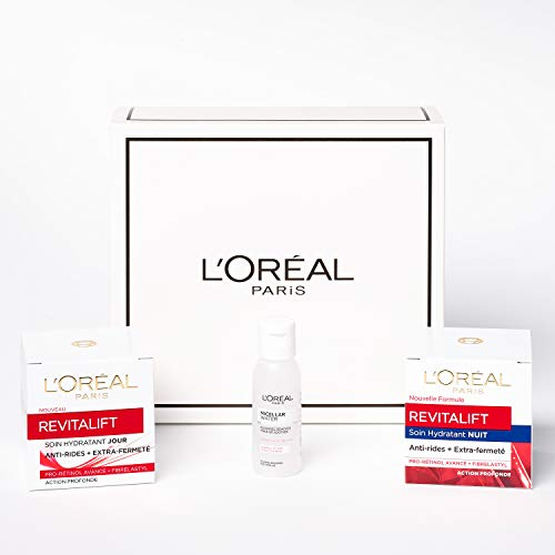 L'Oréal Paris Revitalift - Estuche 3 productos ruleta