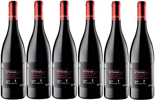 Sicilia Bedda - LA CLARISSA SICILIA DOC SYRAH - RALLO - 75 CL (6 Bottiglie)