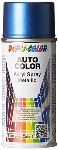 Dupli-Color 612633 Auto-Color-Spray, 150 ml, Blau Metallic 20-0290