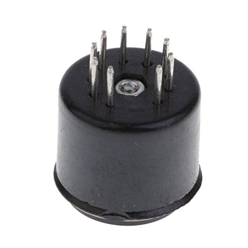 perfeclan 9-polige Röhrensockel, 28x21x21mm