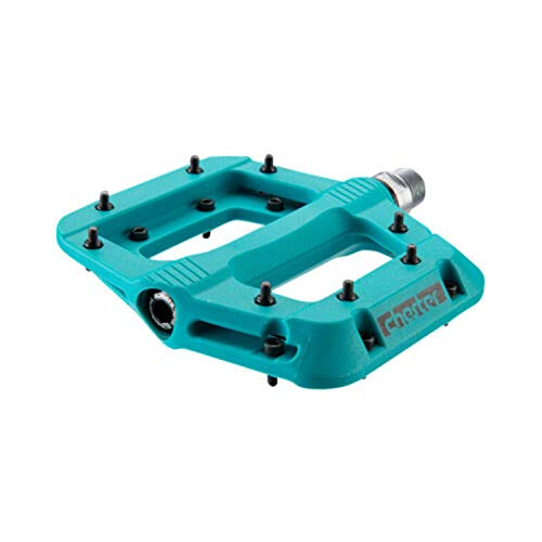 CHESTER Composite Pedal Mountain Bike Pedals (Turquoise)