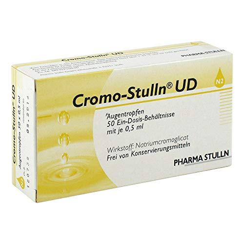 CROMO STULLN UD Augentropfen 50X0.5 ml
