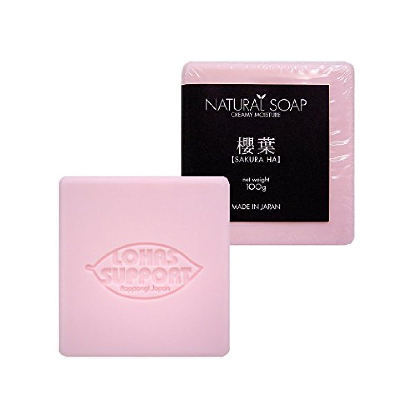 捕虜無謀段階NATURAL SOAP