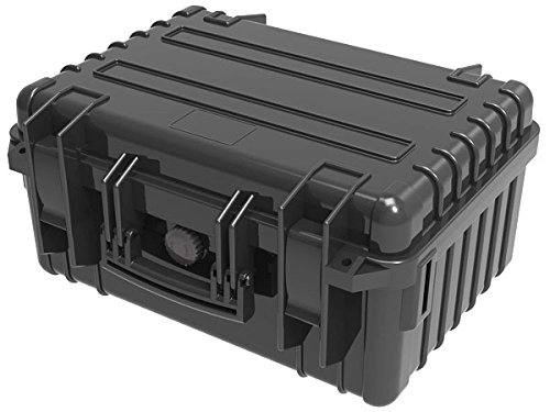 Fotofilm Camping Waterdicht Geval Transport Box Outdoor Boot Survival Tool weerbestendige stofdicht schokbestendig 334x275x179 mm Model: WPC04