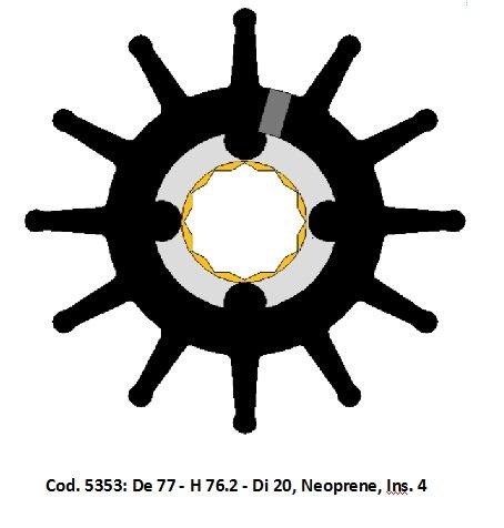 Ancor Giratorio Adaptable a JB 30919-0001.
