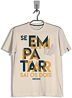 Camiseta Regra Empate Sai Os Dois