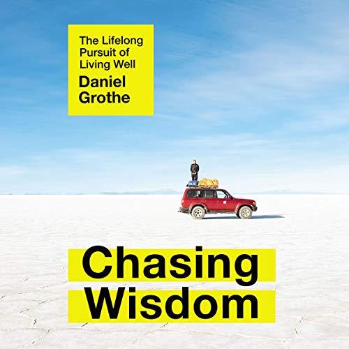 Chasing Wisdom audiobook cover art
