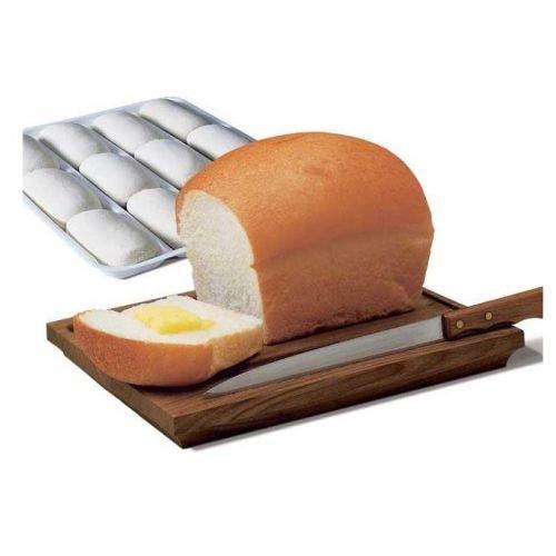 Bridgford Foods White Demi Loaf Dough, 6 Ounce -- 60 per case.