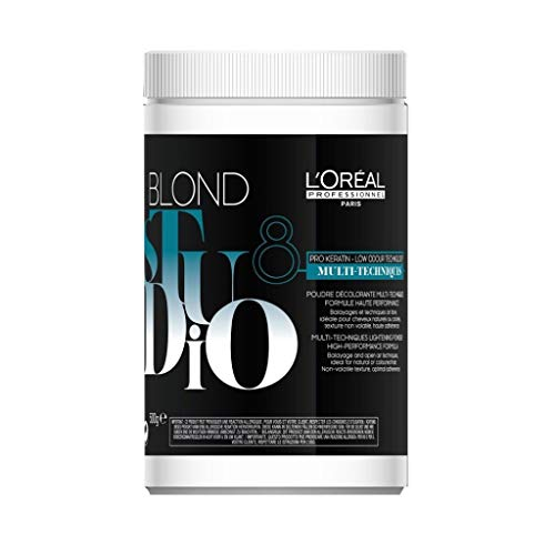 L'Oréal-Blond Studio Multi Tech Polvo decolorante 500 Grs
