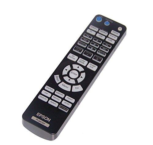 Epson OEM Projector Remote Control PowerLite Home Cinema 3900, 3710, 3700, 3100