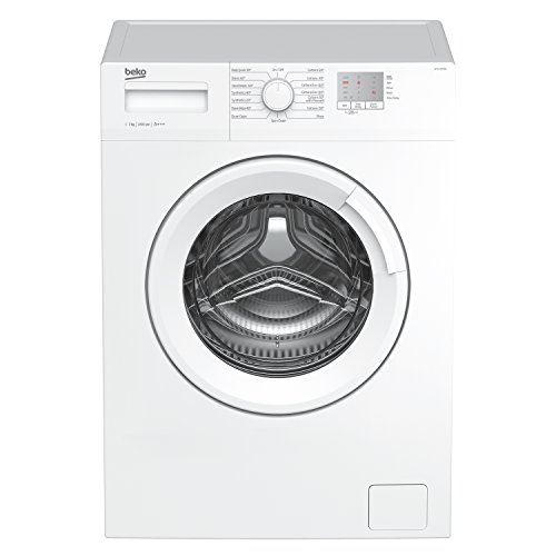 Beko WTG720M1W A+++ 7kg 1200 Spin Washing Machine White LED Progress Indicator