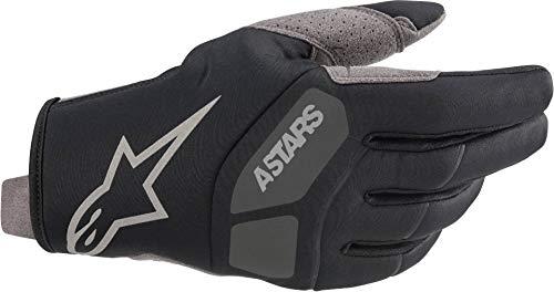 Alpinestars Unisex-Erwachsene Thermo Shield Handschuhe, Schwarz/Grau, L (Mehrfarbig, Einheitsgröße