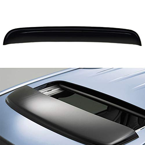 "ORK 38in Top Sun/Moon Roof Rain Guard Window Visor Can Only Fit The Sunroof/Moonroof Which Is Not Wider Than<strong>36.8″Please Measure The Size Of The Window Wind Deflectors top shield""></td> <td width="